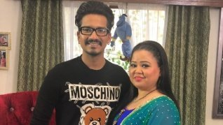 Bharti Singh Rings In Her 36th Birthday With Haarsh At Home!