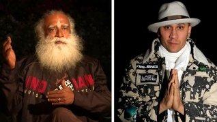 Rapper Taboo And Sadhguru Talk About Native American Culture