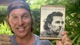 Matthew McConaughey On Life Lessons In Memoir Greenlights