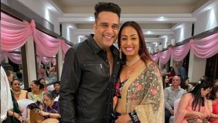Krushna And Kashmera Extend Support To Shah Rukh Khan