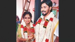 Puviarasu Muthusamy Ties The Knot With Mohanapriya