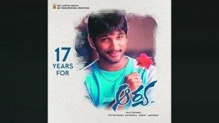 17 Years Of Arya! Allu Arjun Pens Heartfelt Notes