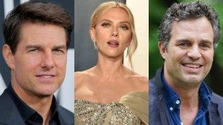 Tom Cruise Returns His 3 Golden Globes