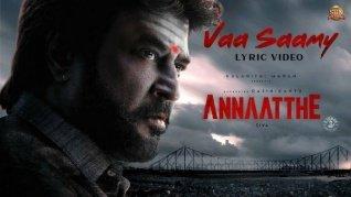 Rajinikanth's Annaatthe: 'Vaa Saamy' Song Is Out