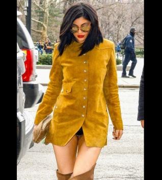Oops! Kylie Jenner Suffers Wardrobe Malfunction!