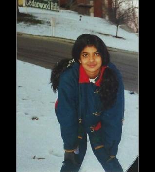 Priyanka Used To Look So Cute In Her Teenage Days (Picture)
