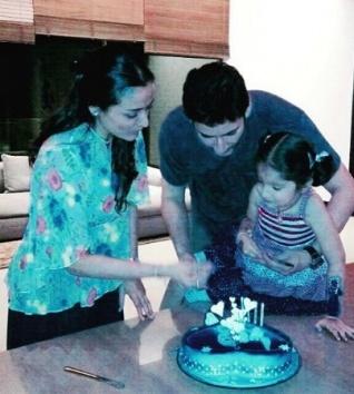PICS: Mahesh Babu Makes Sitara's Birthday Special