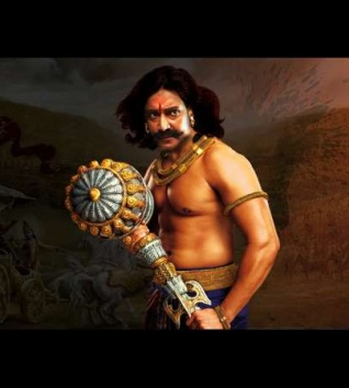 OH MY GOD! Kurukshetra Movie To Be Released In 3D Format?