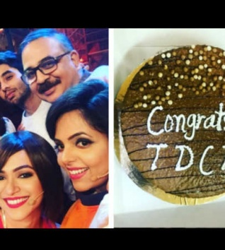 Krushna's TDC Gets An Extension; The Team Celebrates