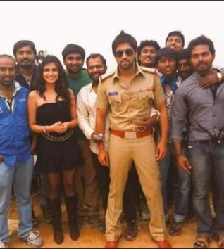 WOW! Yash To Essay A Police Officer's Role In His Next!