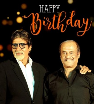 Rajini's Birthday! Big B, Akshay & KJO Pour Their Wishes!