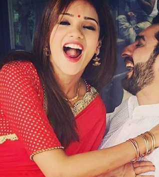 Siddhant & Megha Celebrate Their Second Wedding Anniversary!