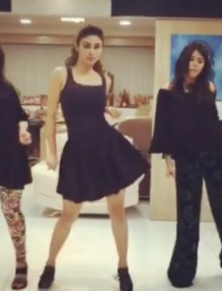 Must Watch! Divyanka Tripathi, Mouni Roy, Sriti Jha & Ekta Kapoor Take Up #BeatPeBooty Challenge