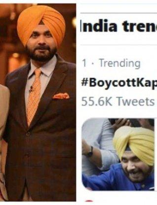 Fans SLAM Kapil; Trend #BoycottKapilSharma On Twitter