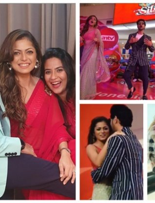 Silsila's Drashti, Shakti & Aditi Reunite In Indonesia