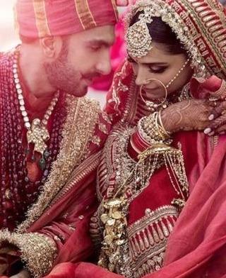 बाजीराव की हुईं मस्तानी, देखें शादी की तस्वीरें