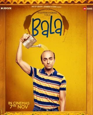 Bala To Release on Nov 7, 2019