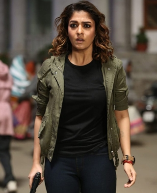 Imaikkaa Nodigal Dubbed Into Telugu As Anjali Vikramaditya