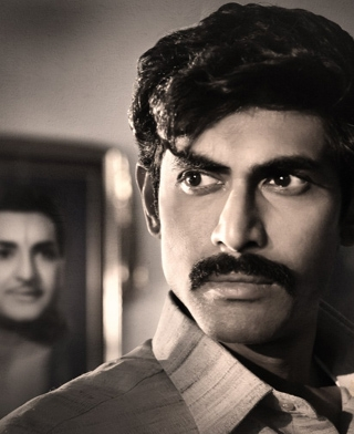 Rana As Chandra Babu Naidu In NTR Biopic