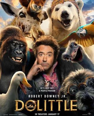 Robert Downey jr - Dolittle