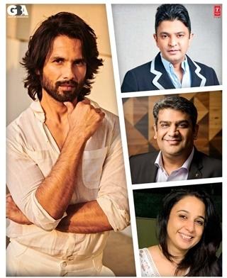 Shahid Kapoor's Next 'Bull'