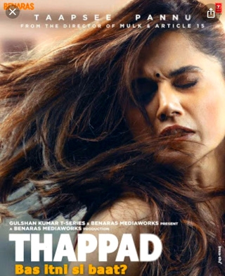 Thappad: Story, Reviews & Cast-Crew