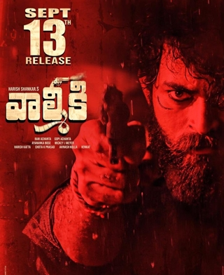 valmiki in theatres on sep 13th