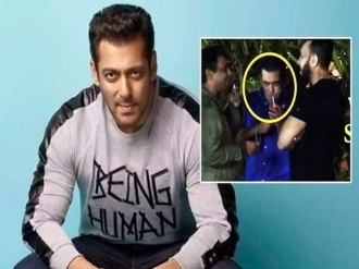 Salman Slammed For Smoking In Ganesh Chaturthi Celebrations