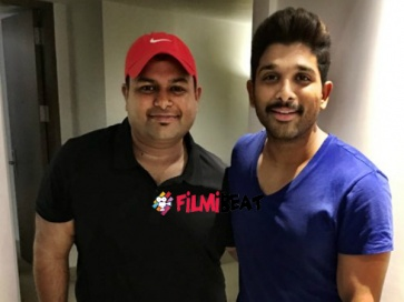 EXCLUSIVE: Allu Arjun To Make His Singing Debut