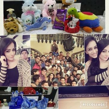 MATSH: Radhika Madan Thanks Fans (PICS)