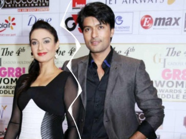 Has Anas Rashid-Rati Pandey Parted Ways?
