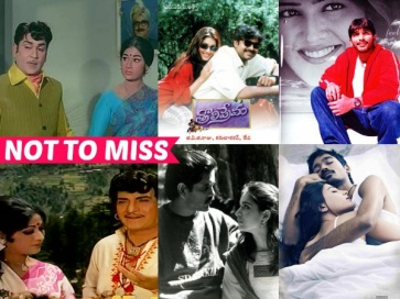 Valentine's Week Spl: 12 Telugu Movies You Should Revisit