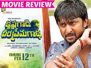 Krishnagaadi Veera Prema Gadha Movie Review And Rating