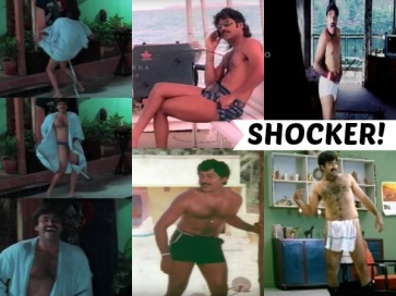IN PHOTOS: Tollywood Heroes' Most Awkward Exposing Moments