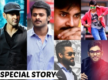 INTERESTING! Tollywood Stars And Their Remunerations