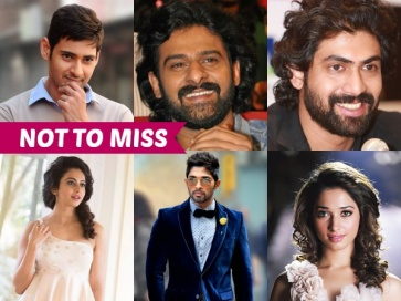 Valentine's Day Spl: Tollywood Stars & Their First Crushes