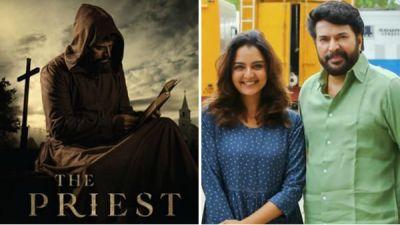 The Priest: Dubbing Works Of Mammootty-Manju Warrier Starrer Begin -  Filmibeat