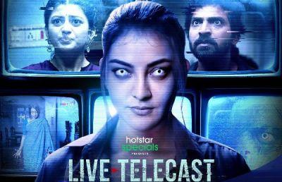 Image result for live telecast movie