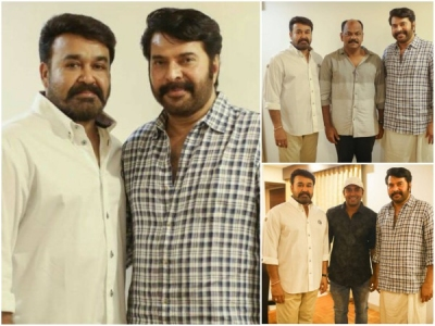 Mammootty And Mohanlal! The Big Ms Of Mollywood Are Best Friends Forever!