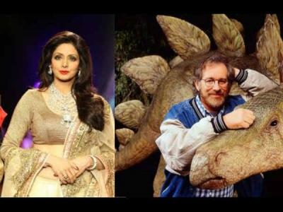 When Sridevi REFUSED Steven Spielberg's 'Jurassic Park'!