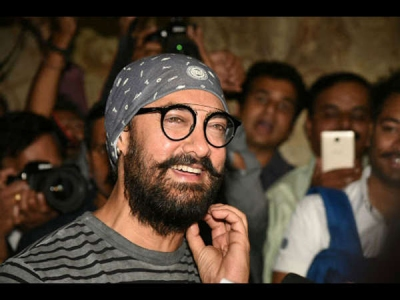 Aamir Khan Makes His Instagram Debut With This Picture!