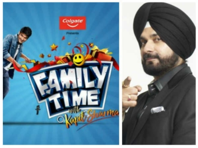 Navjot Singh Sidhu To Join Kapil On His New Show!