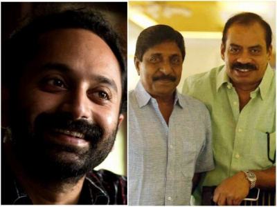 Fahadh Faasil Roped In For Sathyan Anthikad's Next Movie!