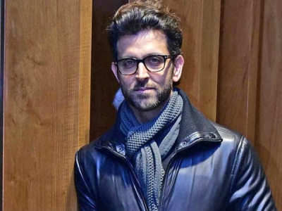 Hrithik's Heart Swells With Pride For This Reason!