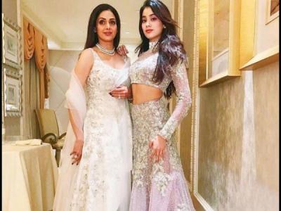 Janhvi To Perform On Sridevi's Songs At Sonam's Wedding!