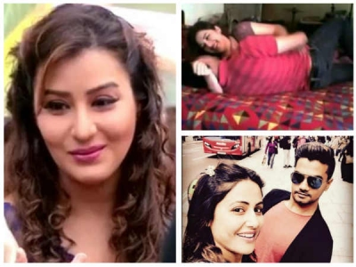 Hina & Rocky Slam Shilpa For Sharing Adult Video