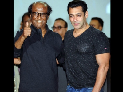 Salman Khan Is NOT Scared Of Rajinikanth