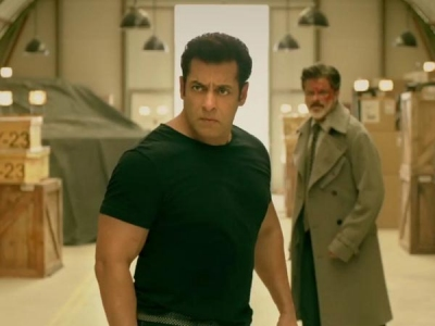 Race 3 Monday (4 Days) Box Office Collection!