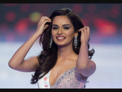 Is Manushi Chillar All Set To Debut In Bollywood?