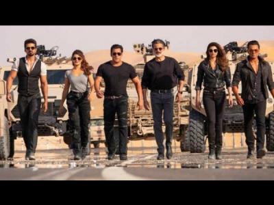 Salman Khan's Race 3 First Review Out!